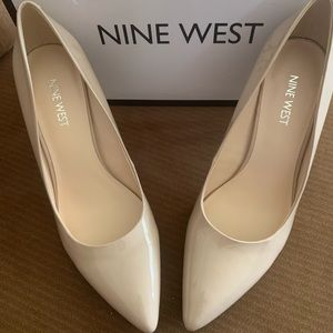 New Nine West pointy toes 4 inch heels 👠